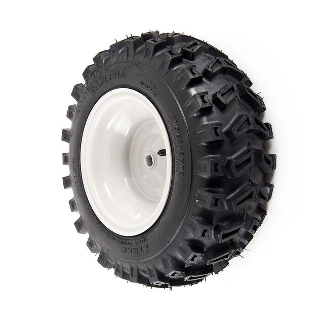 Wheel Assembly (16 x 6.5 x 8) (LH) (Beige-Carlisle)