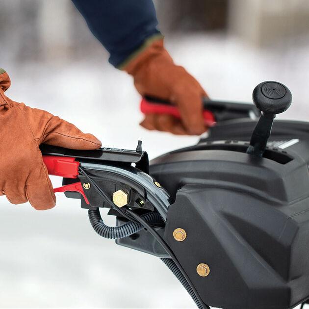 Heated Hand Grips Kit - Dual Light (2017 - )