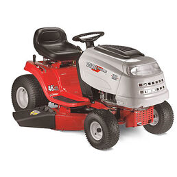 Huskee Supreme Riding Lawn Mower Model 13AX775H730