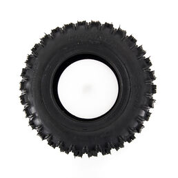 Tire, 13 x 4 x 6 Snow Hog