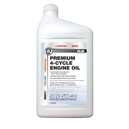 SAE 5W-30 Engine Oil - 28 oz