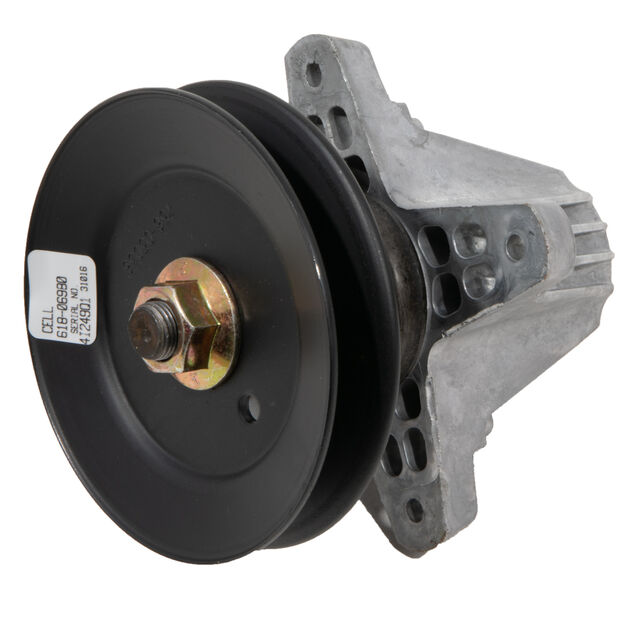 "Spindle Assembly - 5.57"" Dia. Pulley"