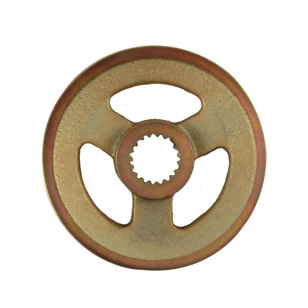 "Spindle Pulley 5.75"" 72"""
