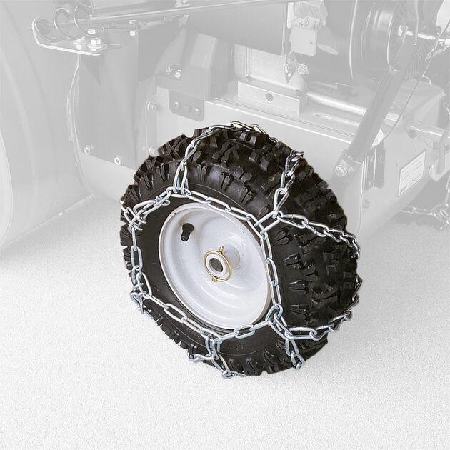 Snow Blower Tire Chains