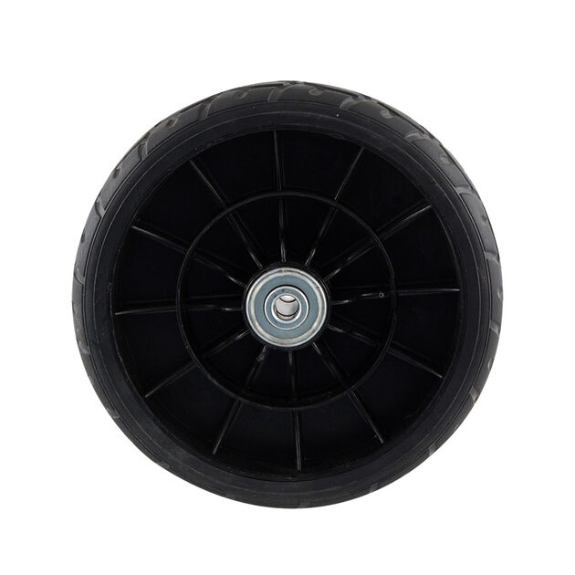Wheel Asssembly, 7 x 2 - Black