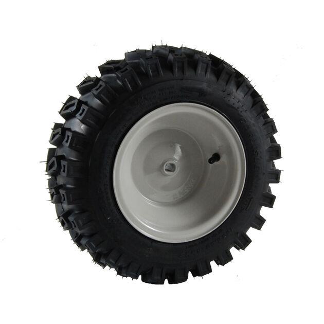 Wheel Assembly (16 x 6.5 x 8) (LH) (Oyster-Carlisle)