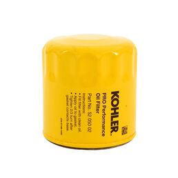 Kohler Part Number 52-050-02-S. Oil Filter (Short) - Yellow