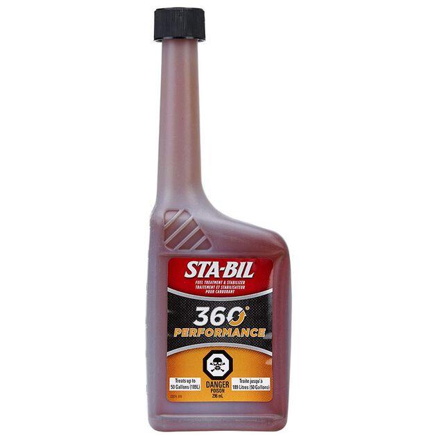STA-BIL ethanol treatment n performance improver, 296 ml (10 fl oz)
