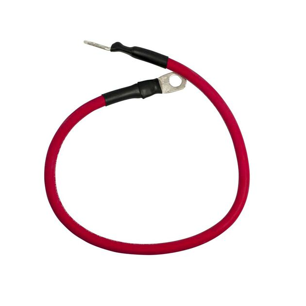 B&S Battery Cable: Positive