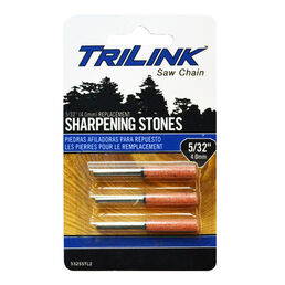 TriLink 5/32-inch Saw Chain Sharpener Replacement Stones