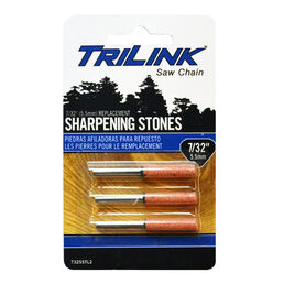 TriLink 7/32-inch Saw Chain Sharpener Replacement Stones