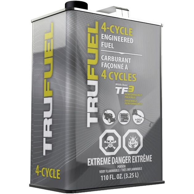 Trufuel treated fuel - 3.25 L - 4-Cycle