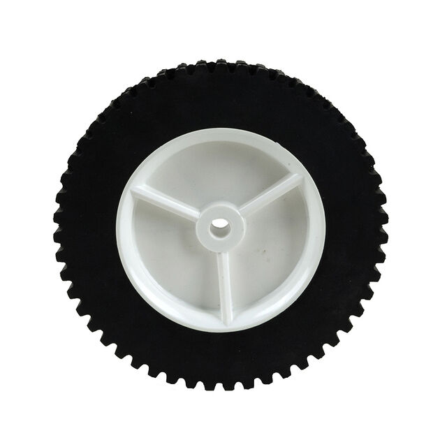 "Universal Wheel - 8 x 1.75"" - nylon hub - offset"