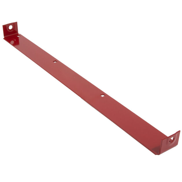 """26"""" Shave Plate (Red Metallic)"""