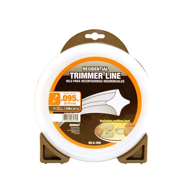 ".095"" Residential Trimmer Line"