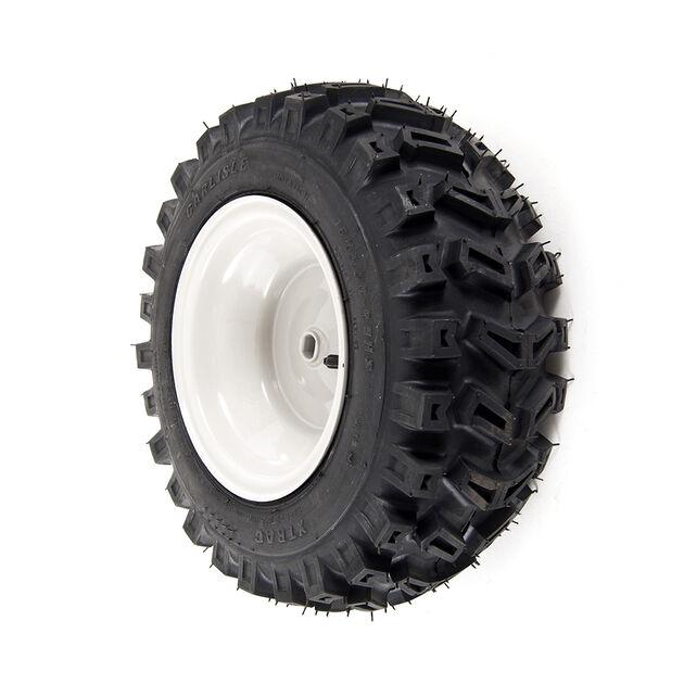 Wheel Assembly (16 x 6.5 x 8) (RH) (Snow White) Carlisle