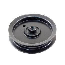 """Idler Pulley w/ Flange - 4.06"""" Dia."""