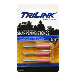 TriLink 3/16-inch Saw Chain Sharpener Replacement Stones