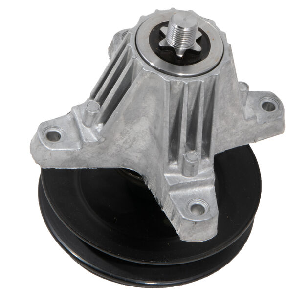 "Spindle Assembly - 5.37"" Dia. Pulley"
