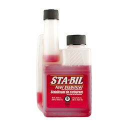 STA-BIL fuel stabilizer and performance improver, 236 ml (8 fl oz)