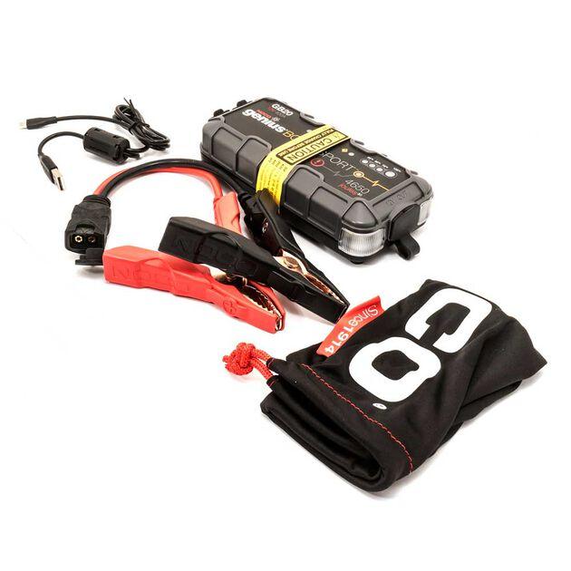 NOCO 400 Amp 12V  Genius Boost Sport Lithium-ion Jumpstarter