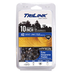 TriLink 10-inch Saw Chain S40