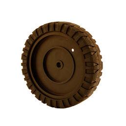 Wheel Assembly, 8 x 1.25 - Black